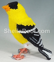 American Goldfinch PDF Pattern