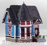 Victorian Cottage PDF Pattern