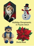 Holiday Ornaments in Peyote Stitch -PDF download version